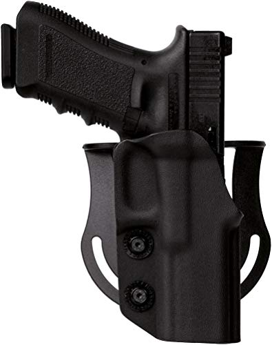Para Ordnance Paddle - para Ordnance P14 Holster - Polymer Paddle/Belt Holster - Old-World Craftsmanship (VKO8)