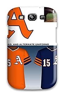 New Style oakland athletics MLB Sports & Colleges best Samsung Galaxy S3 cases