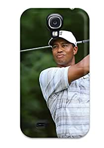High-quality Durability Case For Galaxy S4(tiger Woods)