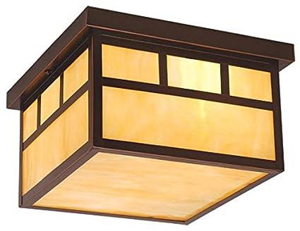 Amazon.com: Vaxcel Misión of14611/37211 techo luz al aire ...