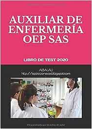 AUXILIAR DE ENFERMERÍA: SERVICIO ANDALUZ DE SALUD. OPE