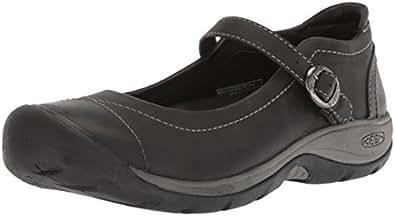KEEN Womens Presidio Ii Mj-w Black Size: 5