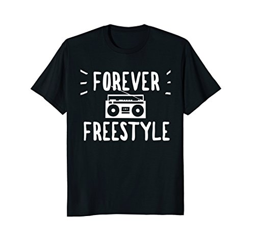 Hip Hop Tee | Forever Freestyle Shirt by Freestyle Music Time TShirts