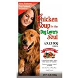 Chicken Soup for the Dog Lover's Soul Dry Dog Food for Adult Dog, Chicken Flavor, 6 Pound Bag, My Pet Supplies
