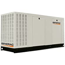 Generac Commercial Series 70 kW Standby Generator (120/240V - NG) (Discontinued by Manufacturer)