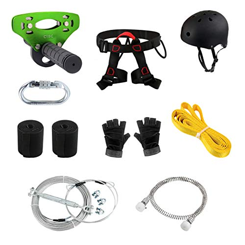 Up to 45% off Zip Line Kits = Prices Start at $130