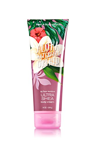 Bath & Body Works Ultra Shea Cream Aloha Waterfall (Orchid Body Cream)