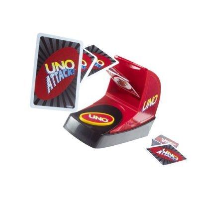 Amazon Uno Attack Toys Games