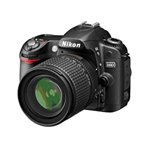 Nikon D80 10.2MP Digital SLR Camera