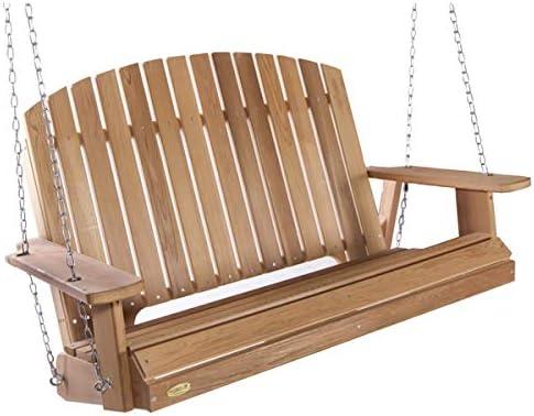 4ft. Cedar Adirondack Swing