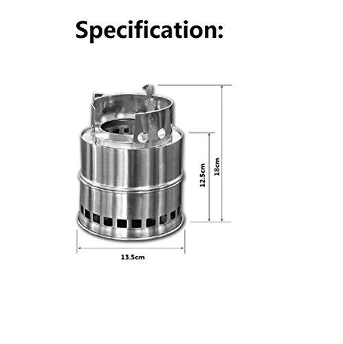J creater portable lightweight stainless steel outdoor - Portable dishwasher stainless steel exterior ...