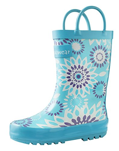 [Children's Rubber Rain Boots, Frozen Bursts 3] (Next Kids Boots)