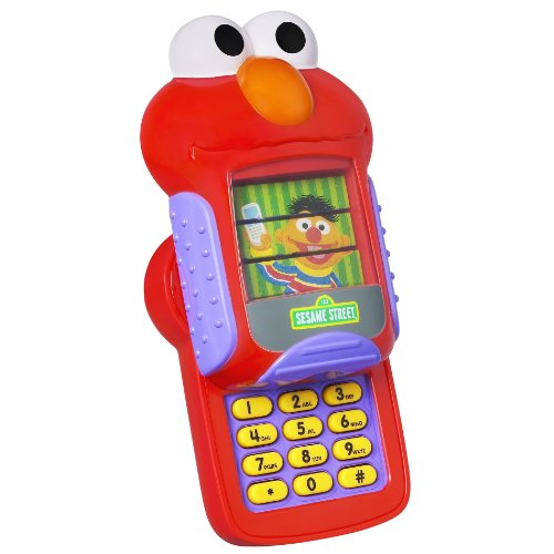 Playskool Elmo's Cell Phone