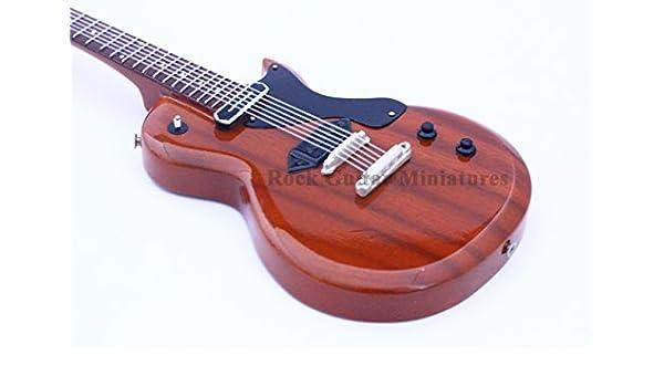 RGM39 John Lennon The Beatles Guitarra en miñatura: Amazon.es ...