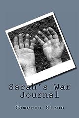 Sarah's War Journal Paperback