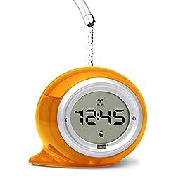 Bedol Water Clock Squirt, Tangerine
