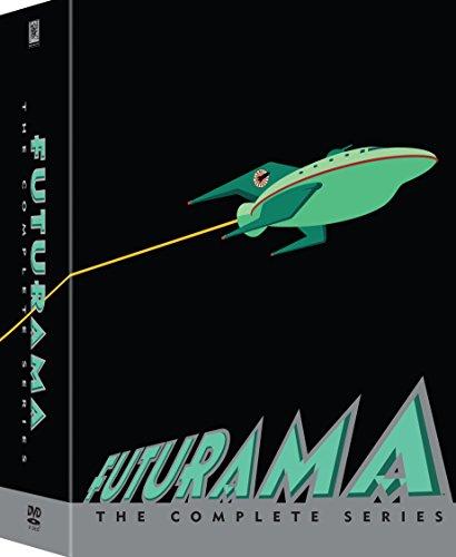 Futurama Complete Collection Season 1 - 8