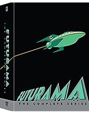 Futurama Complete Collection Seasons 1 - 8