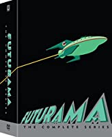 Futurama Complete Collection Seasons 1 - 8