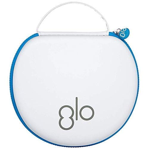 GLO Brilliant Deluxe Teeth Whitening Device Kit with Patented Blue LED Light & Heat Accelerator for Fast, Pain-Free, Long Lasting Results. Clinically Proven. Includes 10 GLO Gel Vials+ Lip Care, WHITE by GLO Science (Image #11)