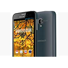 Alcatel One Touch Fierce 4G Android Smartphone Unlocked - Use With Any SIM - Slate