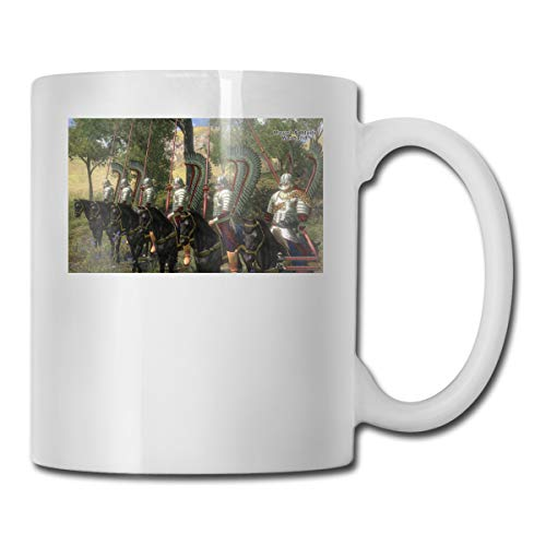 Sys45ayrs-s Mount & Blade With Fire & Sword Fashion Home Mug For Mens&womens White One Size (Mount And Blade With Fire And Sword)