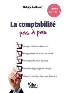 vignette de 'comptabilité pas à pas (La) (Philippe Guillermic)'