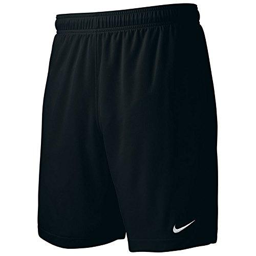 Nike Men's Team Equalizer Soccer Shorts, Black, Large