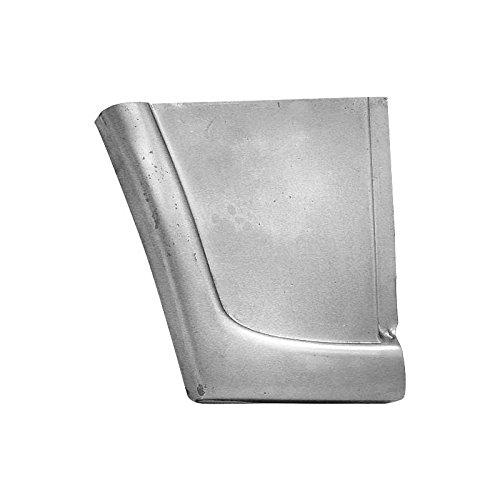 MACs Auto Parts 32-67250 Rear Quarter Patch Panels - 3 Window Coupe