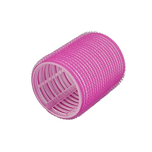 Delicate 12pcs/lot Women Cosmetic Hair Style Tools Salon DIY 4.9cm DIA Velcro Cling Rollers Curlers Hair Rollers