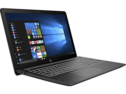 HP Pavilion 15t Gaming and Business Power Touch Laptop ( Intel i7 Quad Core, 16GB RAM, NVIDIA GeForce 1050, 2TB HDD + 128GB SSD, 15.6 Inch Full HD (1920 x 1080) Touch, Win 10)-Black with Acid Green by MichaelElectronics2 (Image #4)