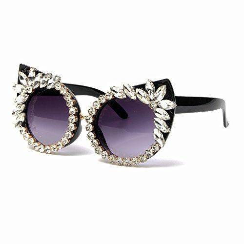 Para Ojo La Hembra Sol Lentes Mujer De De Anteojos Gafas Sexy Gato TIANLIANG04 De De 7xqSBHznp