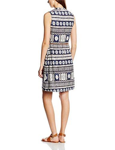 Blau Navy 401 2 Kleid ESPRIT Damen Collection O4w8xqFWS6