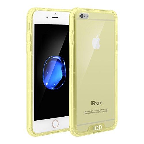 iphone 6 plus bumper case yellow - 6