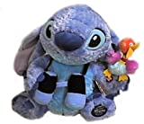 ": Lilo & Stitch 10"" Nature Stitch Plush Doll with Sound"