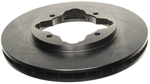 ACDelco 18A387A Advantage Non-Coated Front Disc Brake ()