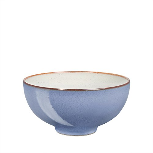 Denby USA Heritage Fountain Rice Bowl, Multicolor