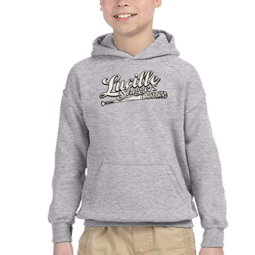 Slugger Pullover Hood - Hanfjj Kefdk Lucille Sluggers Cute Boys Hoodies Pullover Sweatshirts for 2-6T Kids'