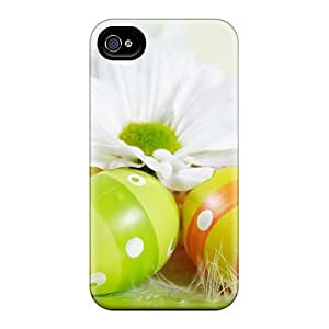 Fashion Tpu Case For Iphone 4/4s- Dream Spring 2012 Easter 20 Defender Case Cover