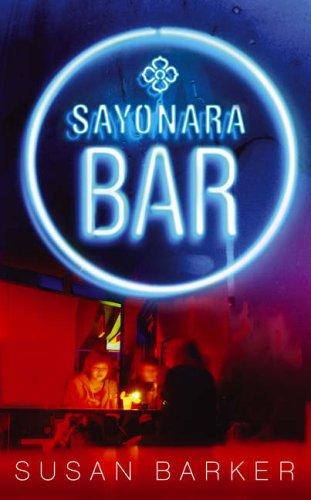 book cover of Sayonara Bar