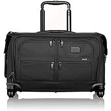 Tumi Alpha 2 Carry-On 4 Wheel Garment Bag, Black, One Size