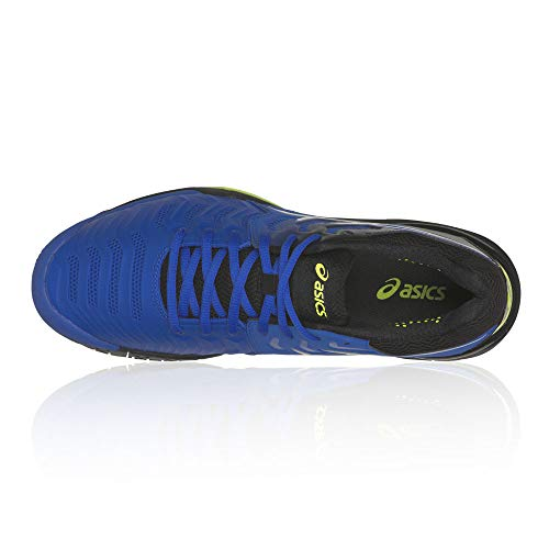 Azul 407 Zapatillas illusion Tenis De resolution Para Gel Asics Blue Hombre 7 silver 7Bw8Un