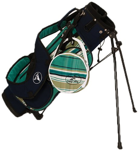 sassy-caddy-junior-preppy-golf-stand-bag-teal-navy-white