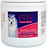 Angel's Eyes Heavenly Coat Soft Chews for Dogs, 60 Count, 12 Pack