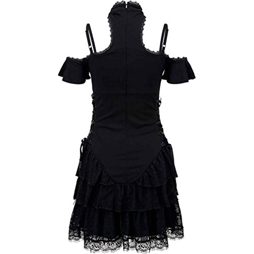 Magic Schwarz Killstar Minikleid Minikleid Killstar Black Magic Black a6UT1xqw