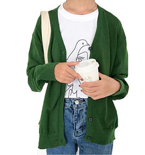 PASA ニットカーディガン レディース 長袖 UVカット 冷房対策 かわいい 全6色