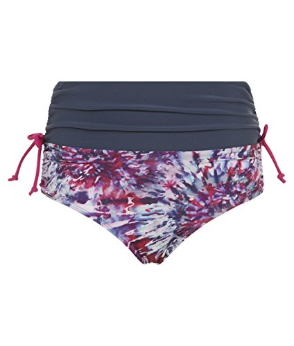 Girls Bikini Bottoms - Cheeky Tye Dye for 5-6 Years