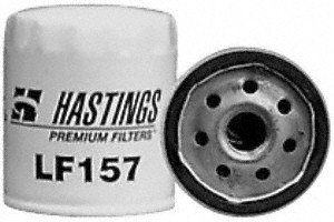 Hastings LF157 Full-Flow Lube Oil Spin-On Filter
