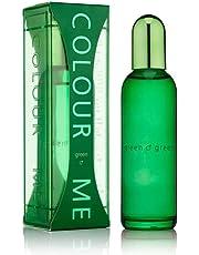 Colour Me Green - Fragrance for Men - 90ml Eau de Parfum, by Milton-Lloyd