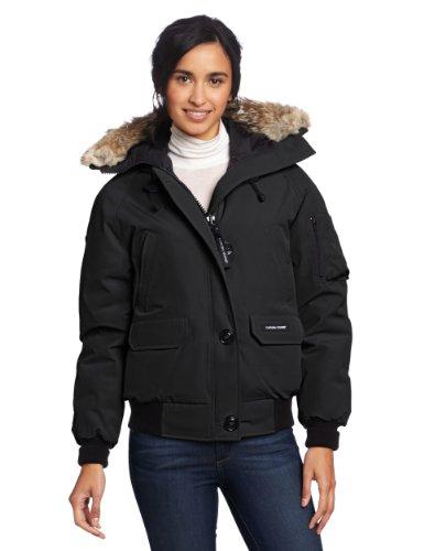 Canada Goose Chilliwack Coat Black S Women' Bomber OTqwrOFd